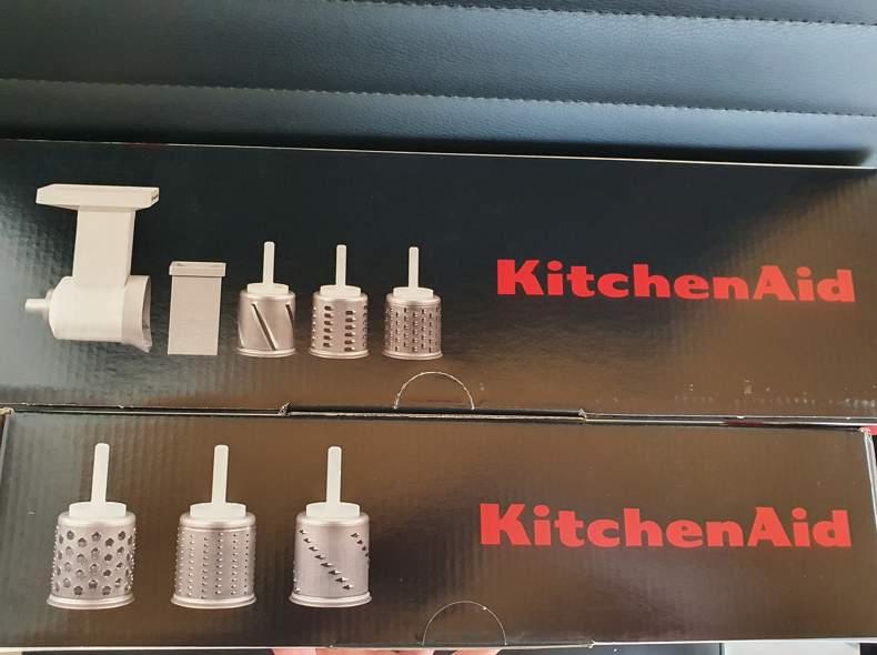 25904 KitchenAid Trommelraffel
