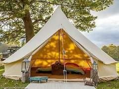 25972 Rundzelt / Bell Tent/ Tipi 4M