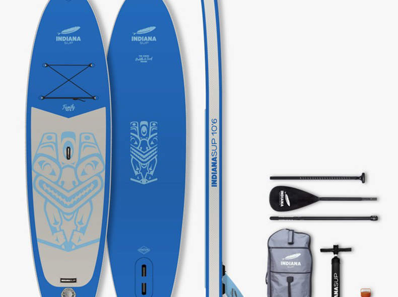 26062 SUP - Indiana 10'6 Family Pack