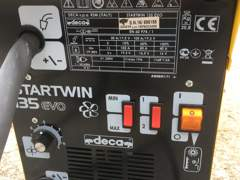 26141 Schweissgerät Deca Startwin 135 EVO