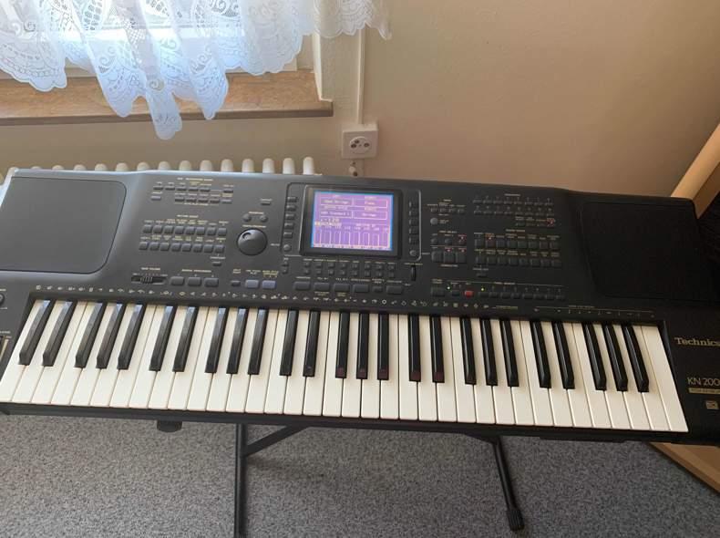 26305 Technics Keyboard KN 2000