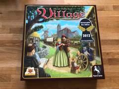 26315 Village Brettspiel