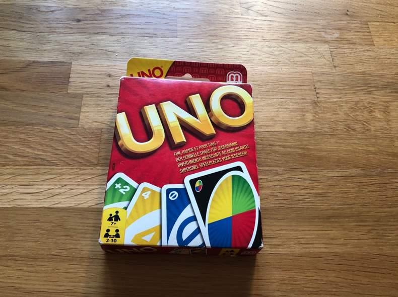 26316 UNO Kartenspiel