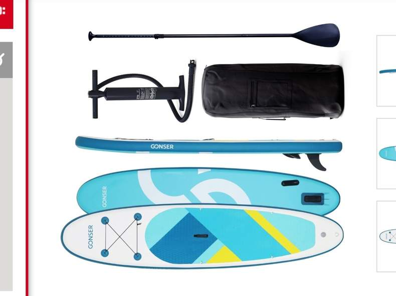 26402 Stand up paddle