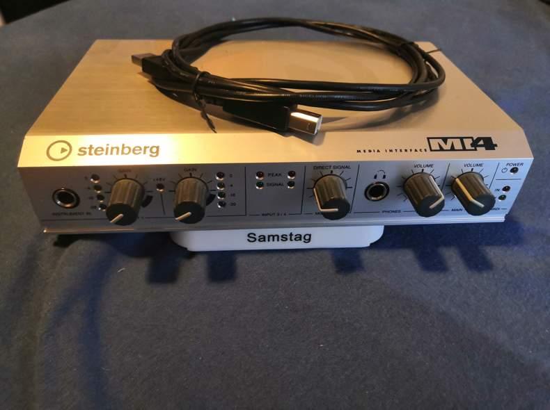 26519 Steinberg MI4 Media Interface