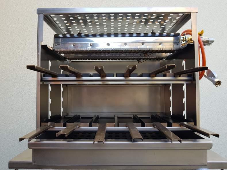 26536 Raclette Ofen