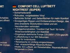 26601 Luftmatratze-/bett für Gäste