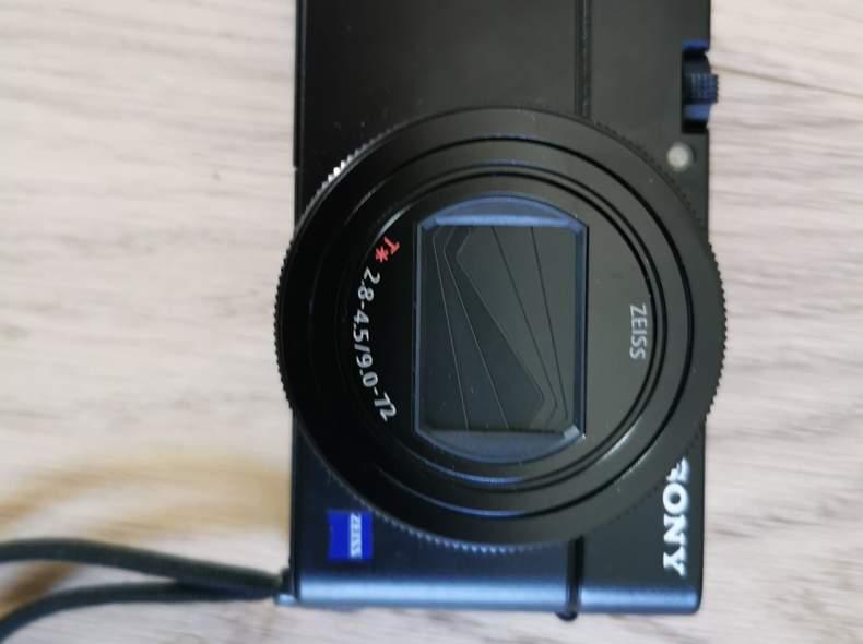 26667 Sony RX100 VII Kompaktkamera