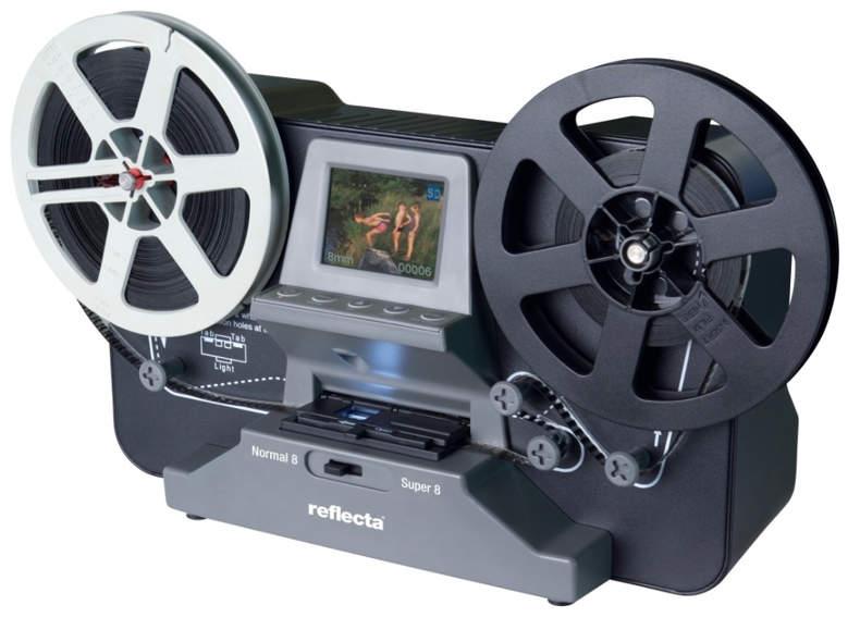 26677 Reflecta Film Scanner Super 8