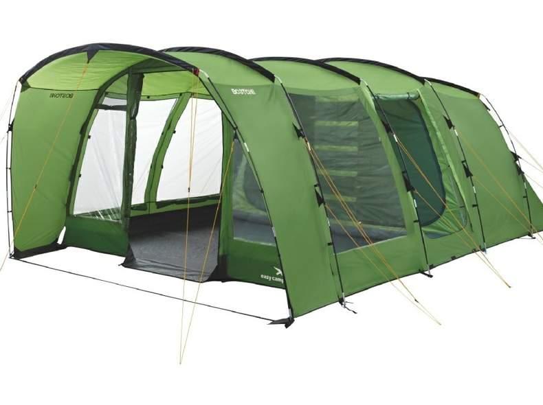 26791 Zelt bis 6 Personen und Wohnbereich
