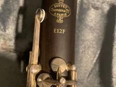 26845 Klarinette Buffet Crampon E12