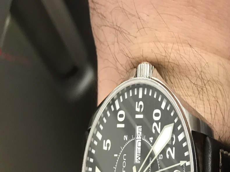5932 Armbanduhr Hamilton