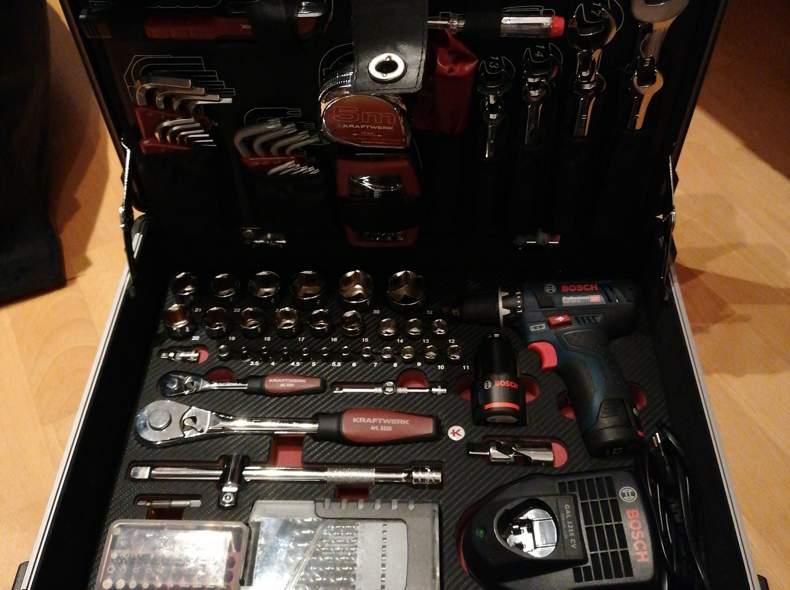 26868 Werkzeugkoffer