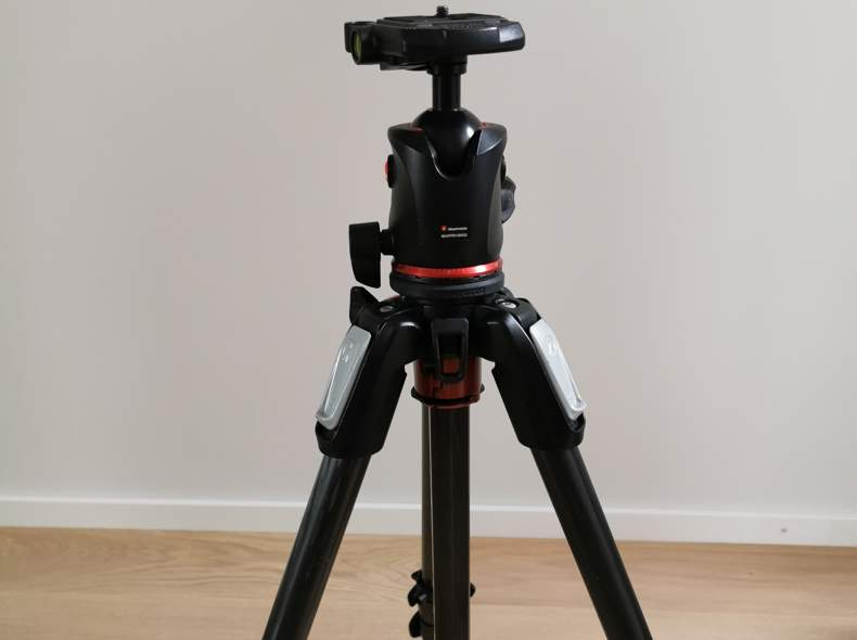 26872 Manfrotto 190 Stativ Carbon
