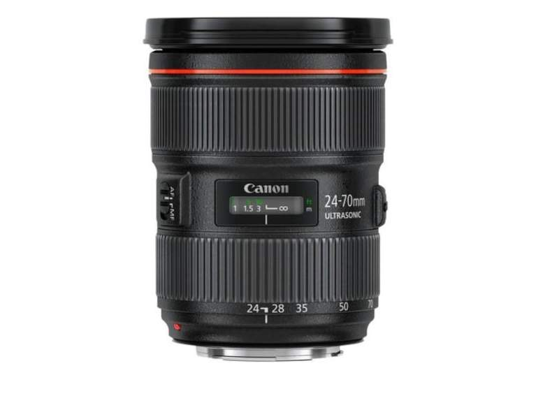 26970 Canon EF 24-70mm f / 2.8L II USM