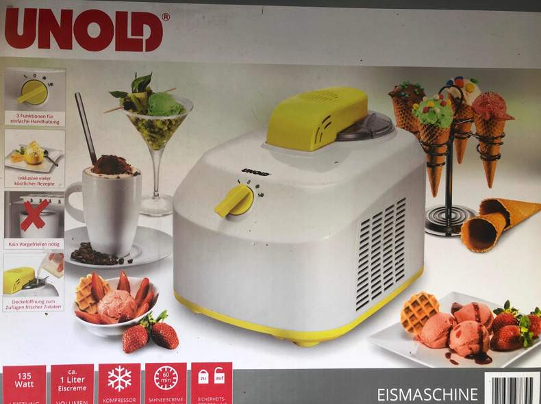 26974 Eismaschine