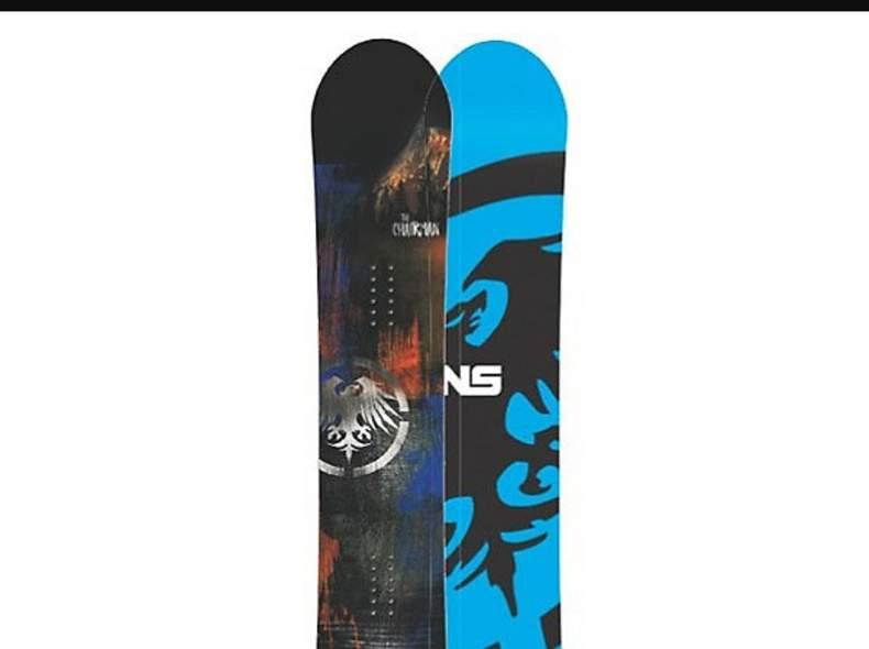 27002 Snowboard Neversummer