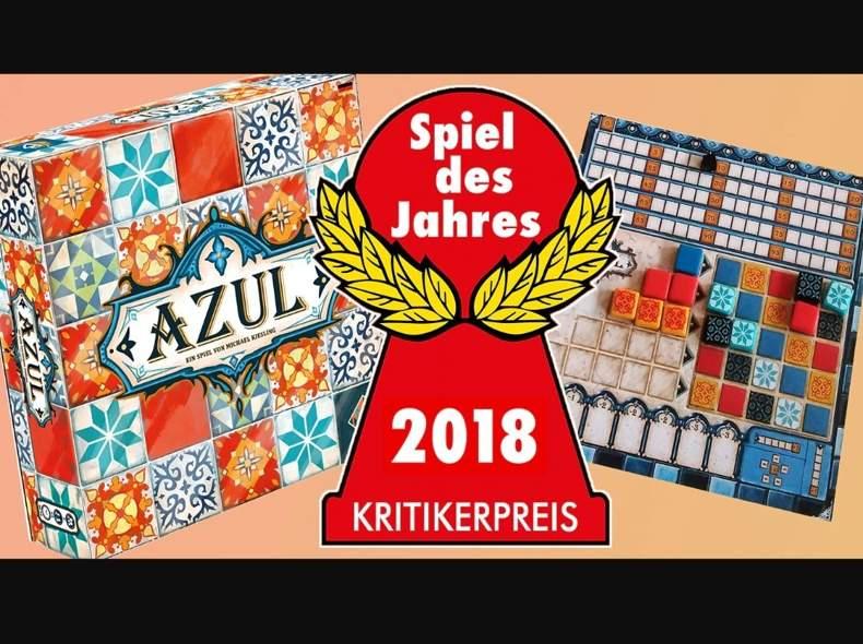 27003 Azul - Spiel des Jahres 2018