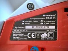 27019 Einhell Schlagbohrmaschine