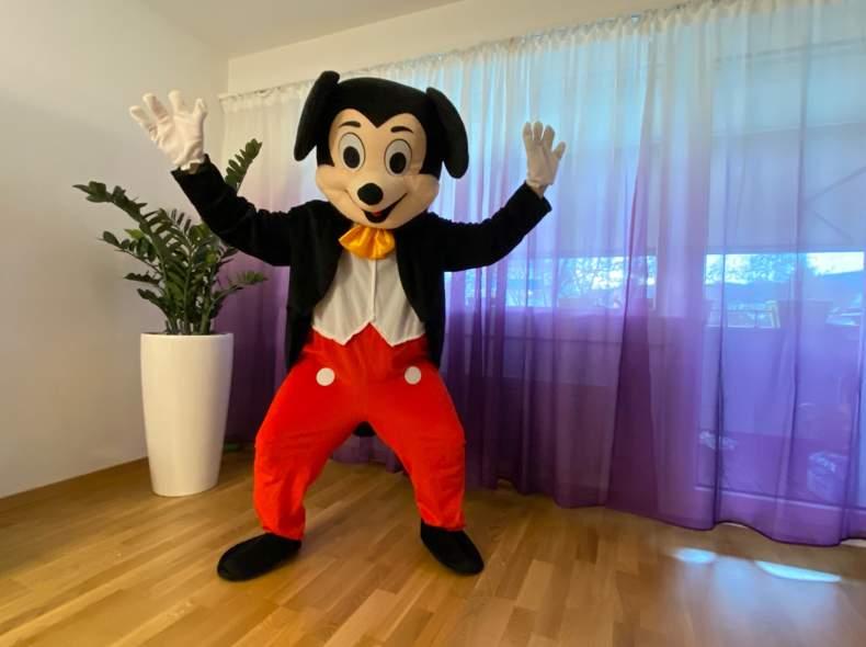 20702 Maus MaskottchenMiete