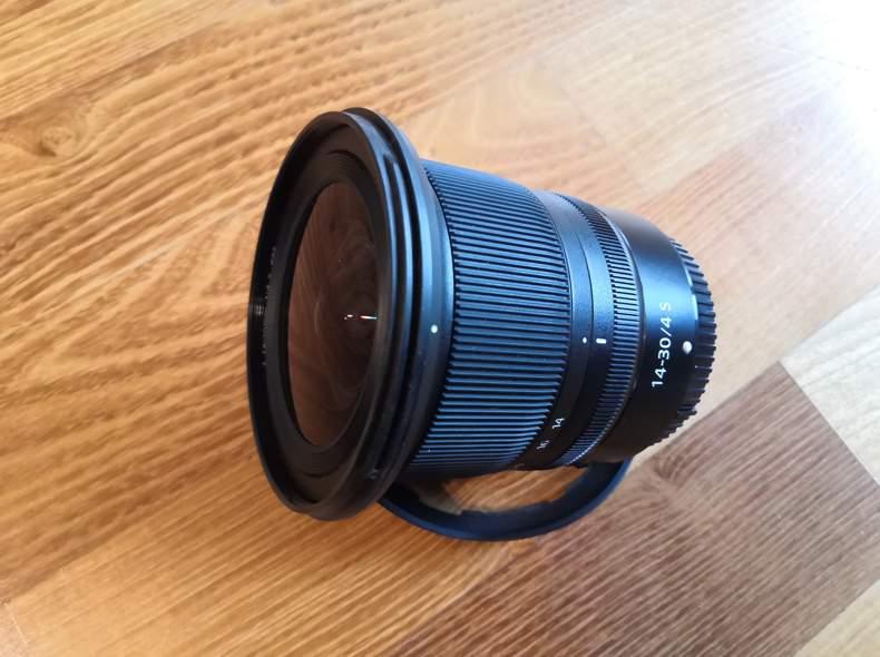 27323 Nikon Z 14-30mm f4.0 S