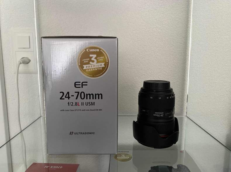 27403 Canon Objektiv EF 24-70mm f/2.8L