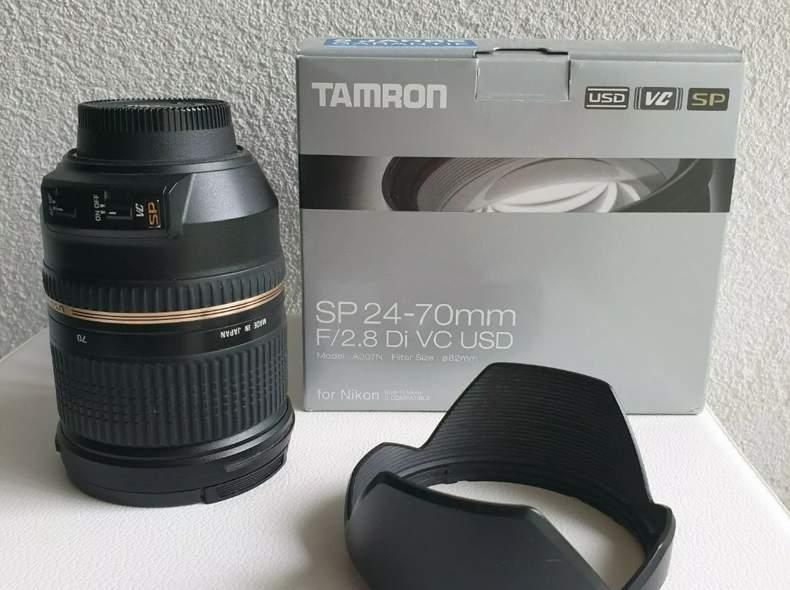 27511 Tamron 24-70 mm F/2.8 SP USD Di V