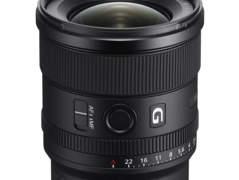 27534 Sony FE 20mm f/1.8G