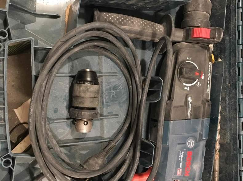 27224 Schlagbohrmaschine Bosch Blau