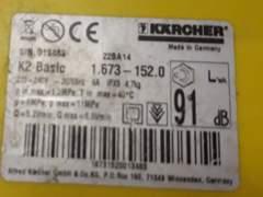 27762 Kärcher Hochdruckreiniger
