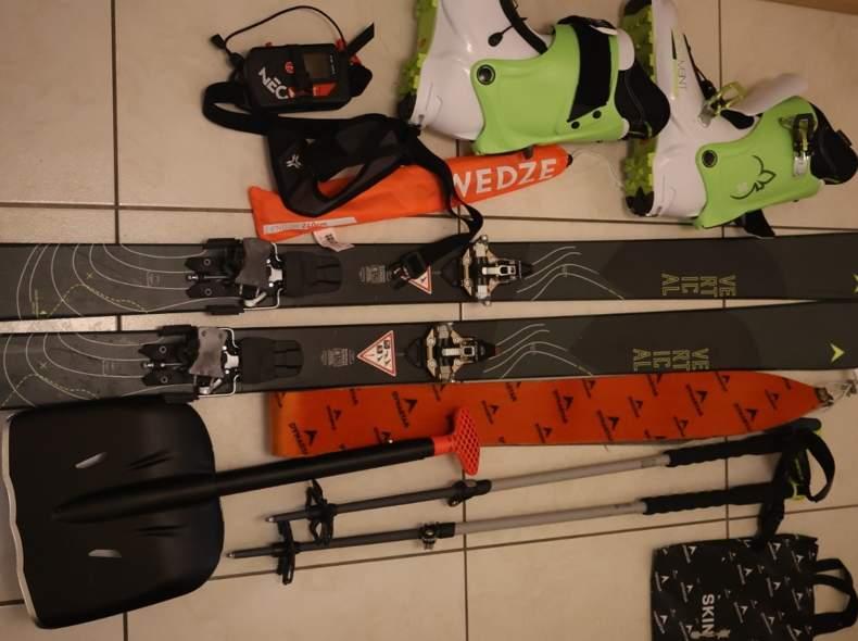 27845 Skitourenset