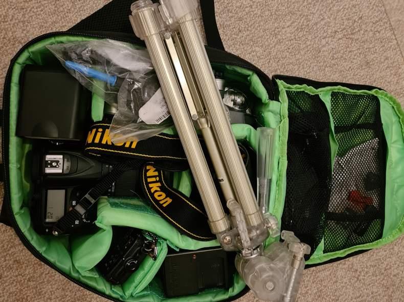 27853 Fotoausrüstung