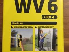 28081 Kärcher Fensterreiniger WV6 mit KV4