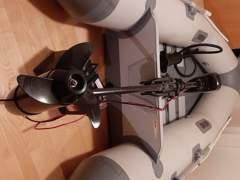 28232 Elektro Motorboot 4PS