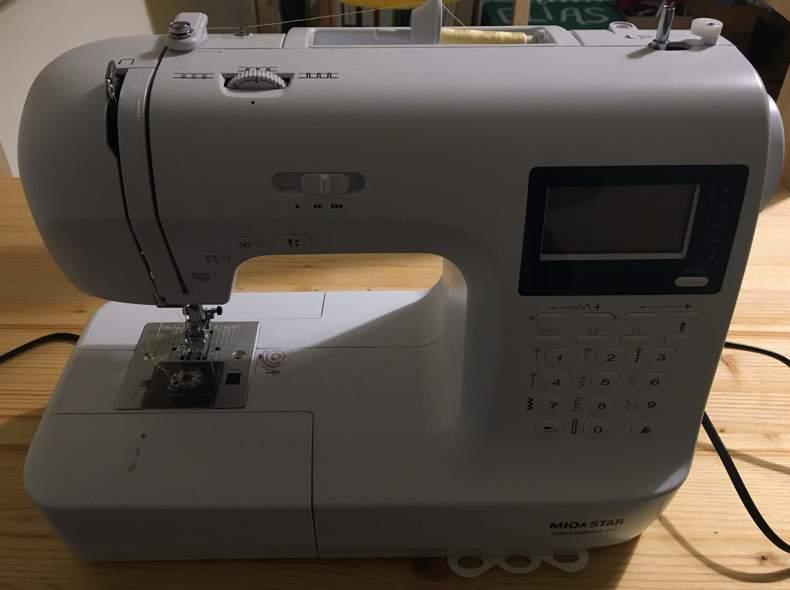 28300 Nähmaschine Mio Star Sew Creative