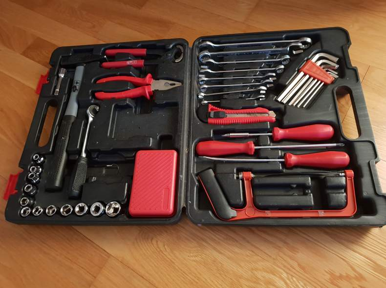 28400 Werkzeugset