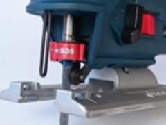 28504 Akkustichsäge Bosch Blau