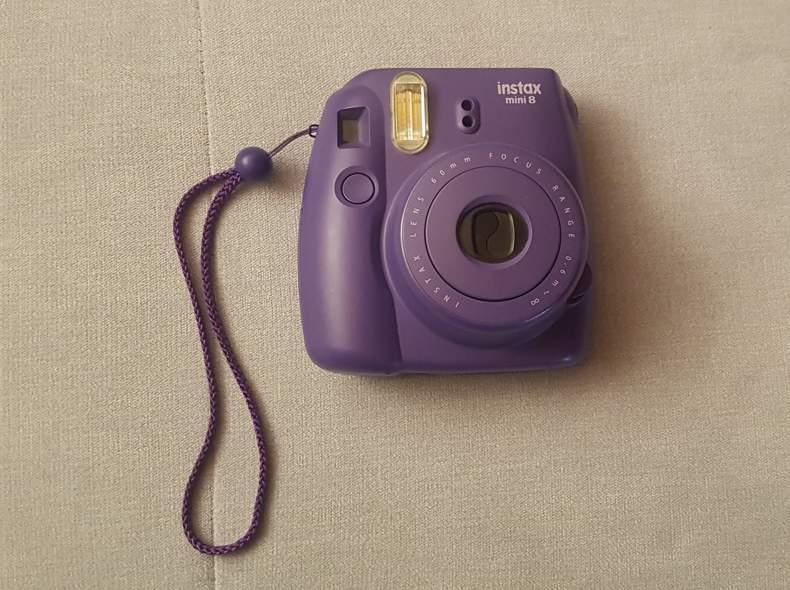 28533 Polaroid Sofortbildkamera