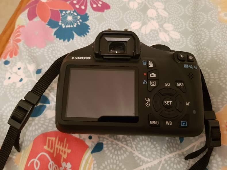 28619 Canon eos 1100D Fotokamera