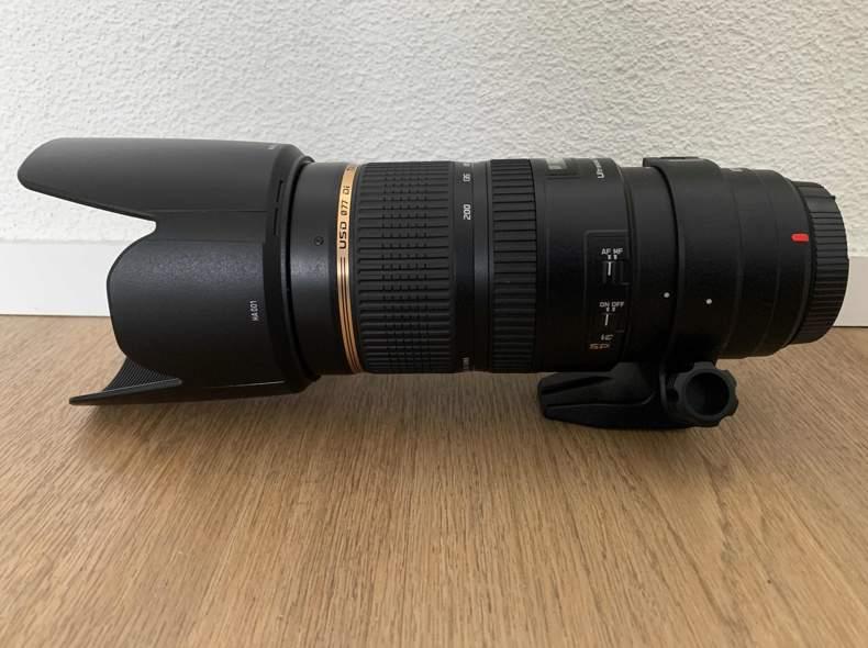 28676 Tamron SP 70-200 F/2.8
