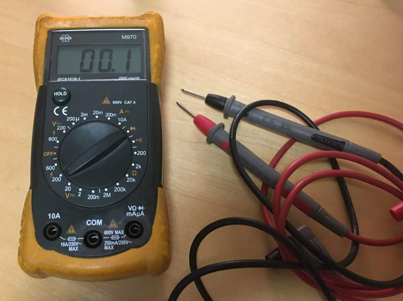 28788 Multimeter Volt Messgerät