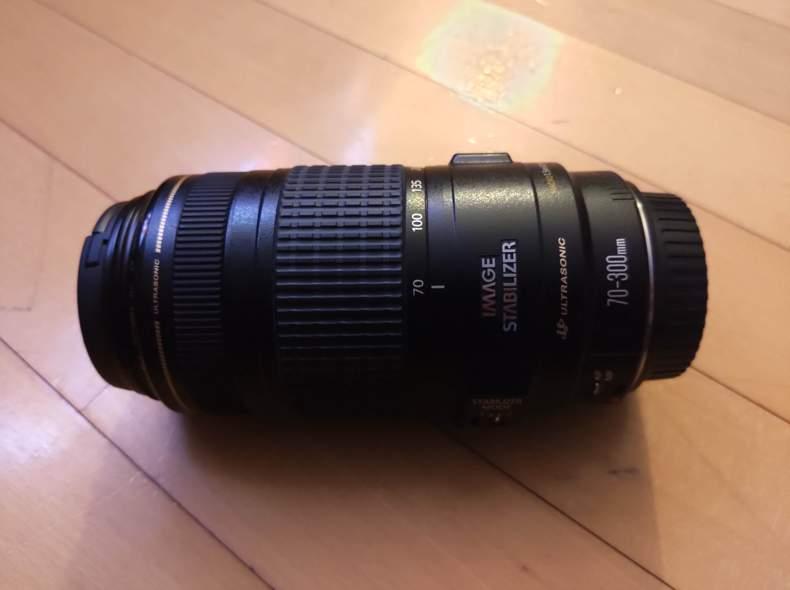 28813 Canon Zoom Objektiv