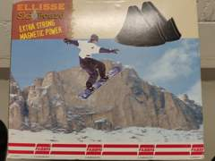 28824 Dachträger Snowboard / Ski magnetic