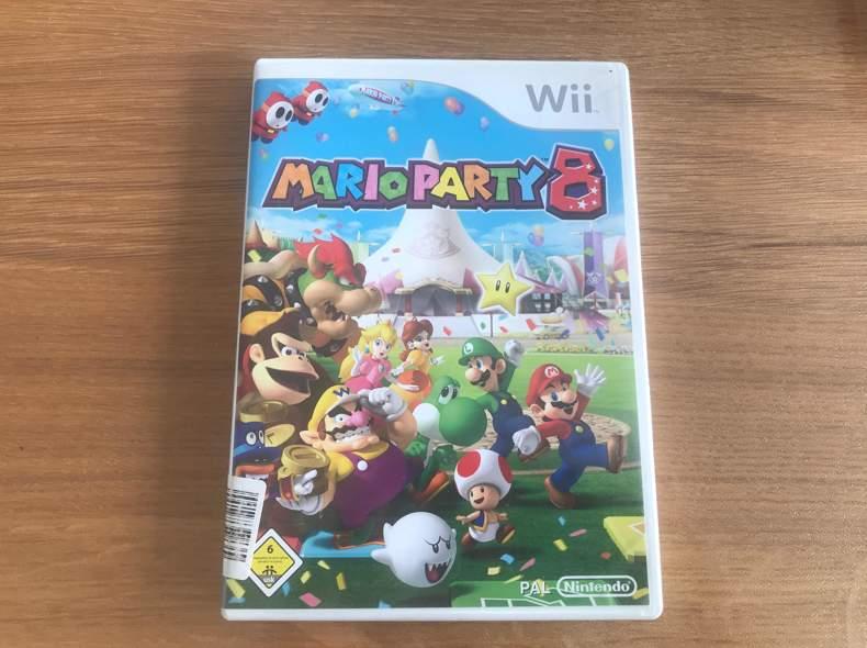 28943 Mario Party 8 - Wii Spiele