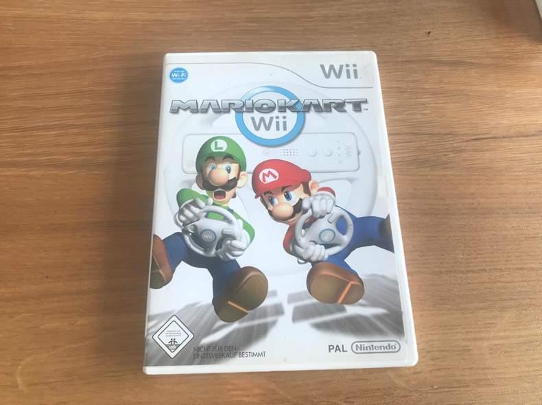 28944 Mario Kart - Wii Spiele