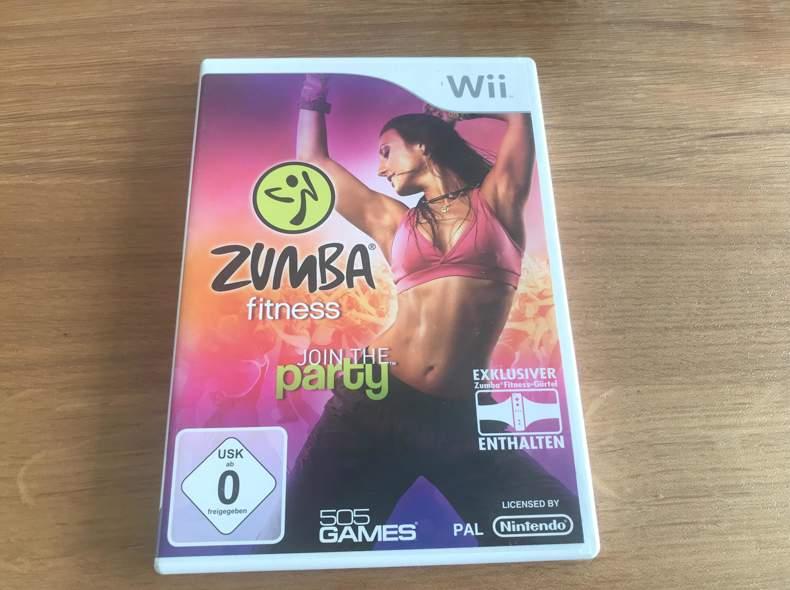 28945 Zumba Fitness Wii Spiele