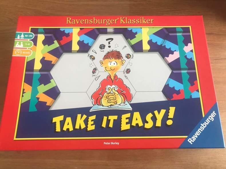 28950 Take it easy! Gesellschaftsspiel