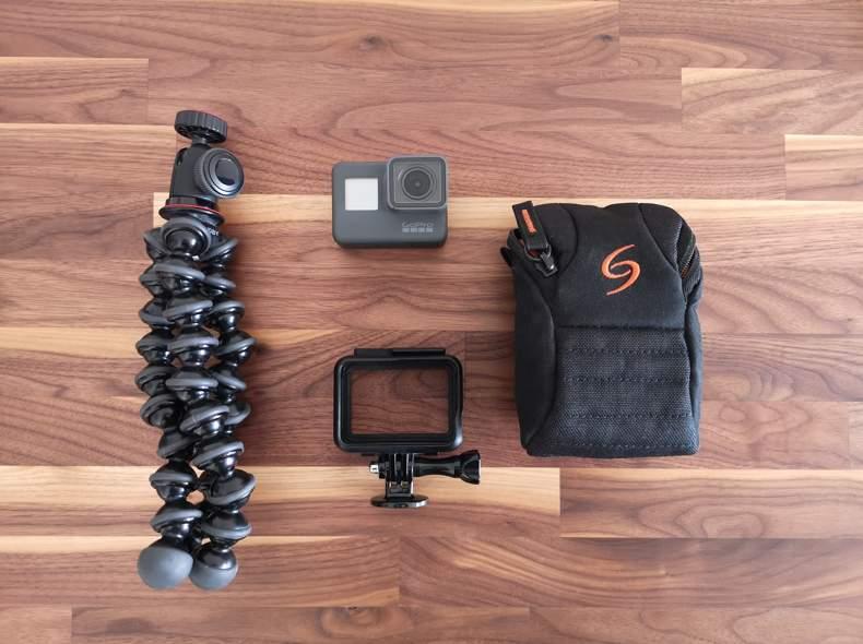 28954 GoPro Hero 5 Black Kit