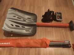 29133 MammutBarryvox Pro Light LVS Set