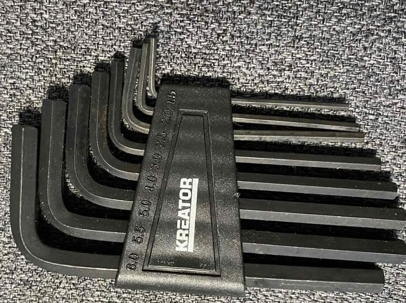 29160 Inbus Schlüssel Set